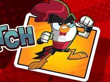 Chuck Chicken Memory Match