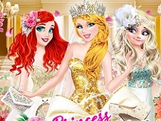 Cinderella Bridal Fashion Collection