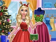 Cindy Winter Dress
