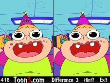 Clarence Find the Difference