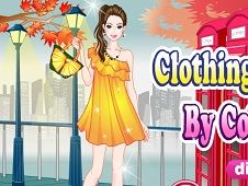 Clothing Sets by Colors