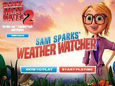 Sam Sparks Weather Watcher