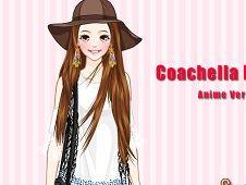 Coachella Festival Anime Version