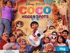 Coco Find Objects