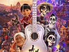 Coco Jigsaw Puzzle