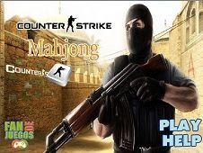 Counter Strike Mahjong