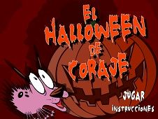 Courage Halloween