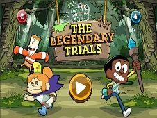 Craig of the Creek Legendary Trials