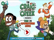 Craig of the Creek the Adventure Quiz