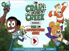 Craig of the Creek the Adventure Quiz