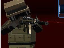Crazy Pixel Warfare
