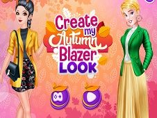 Create My Autumn Blazer Look