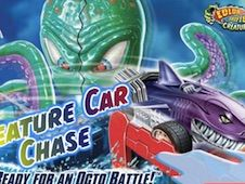 Creature Car Chase