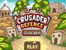 Crusader Defence Level Pack II