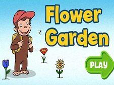 Curious George Flower Garden