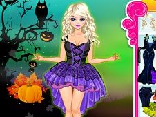 Cute Witch Dres