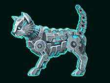 Cyber Cat Assembly