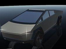 Cyber Truck Driving Simulator