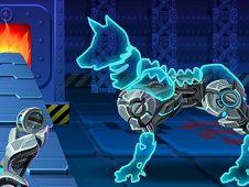 Cyber Dog Assembly