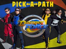 Danger Force Pick-A-Path