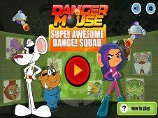 Danger Mouse Games