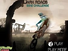 Dark Roads Bike Challenge