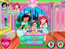 Baby Princess Bedroom