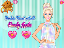 Barbie Trend Alert: Candy Looks