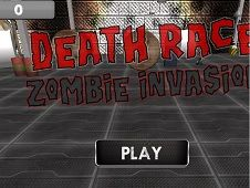 Death Race Zombie Invasion