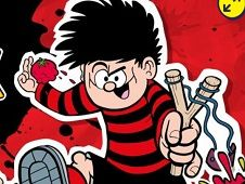 Dennis and Gnasher Splat Attack