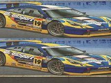 Race Car Spot Differences