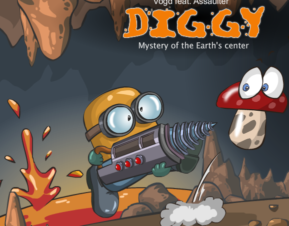 Diggy the Minner