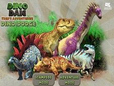 Dino Dan Treek Adventure Dino Dodge