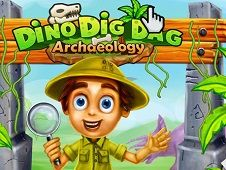 Dino Dag Dag Archaeologist