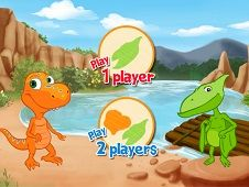 Dinosaur Train River Run