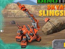 Dinotrux Skyas Slingshot