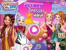 Disney Dresses Haul