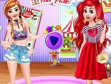 Disney Princesses Fun Park