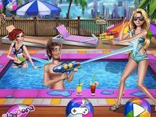 Disney Pool Party
