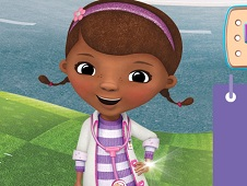 Doc McStuffins Differences