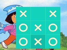 Dora Tic Tac Toe