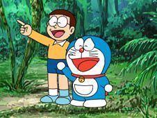 Doraemon Jungle Hunting