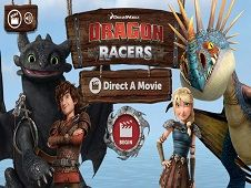 Dragon Racers Direct a Movie