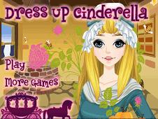 Dress Up Cinderella