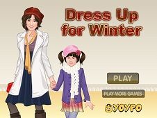 Dress Up for Winter