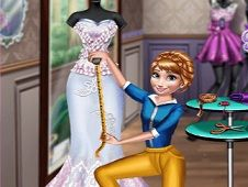 Dress Design for Princess