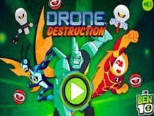 Drone Destruction