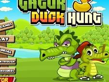 Gator Duck Hunt