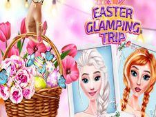 Easter Glamping Trip