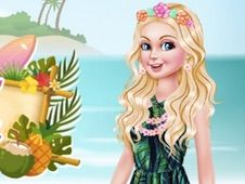 Ellie Travels to Hawaii